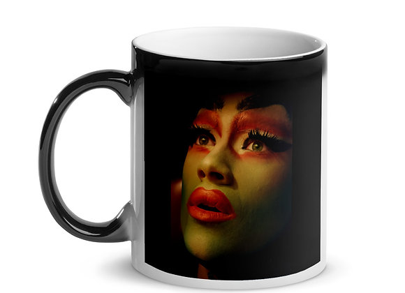 DragQueen - QUEEN OF DRAMA - Glossy Magic Mug