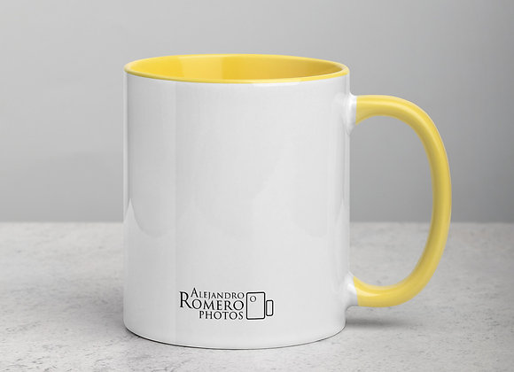 DragQueen - MAGIC TRANSFORMATION - Mug with Color Inside