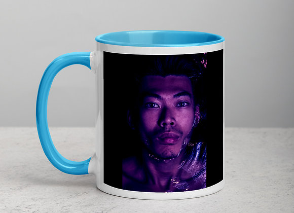 WATERSPACE - Mug with Color Inside