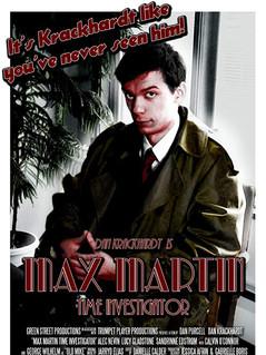 Max Martin: Time Investigator (2016)