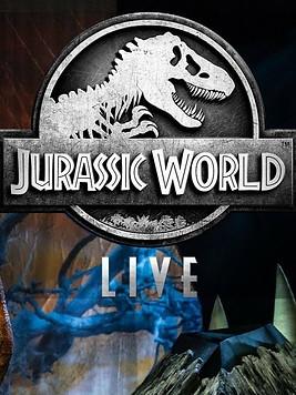 Jurassic World - LIVE