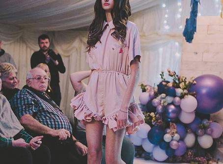 Charity fashion show for Mind