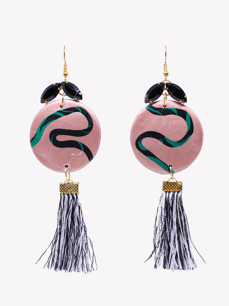 Costa Blanca earrings