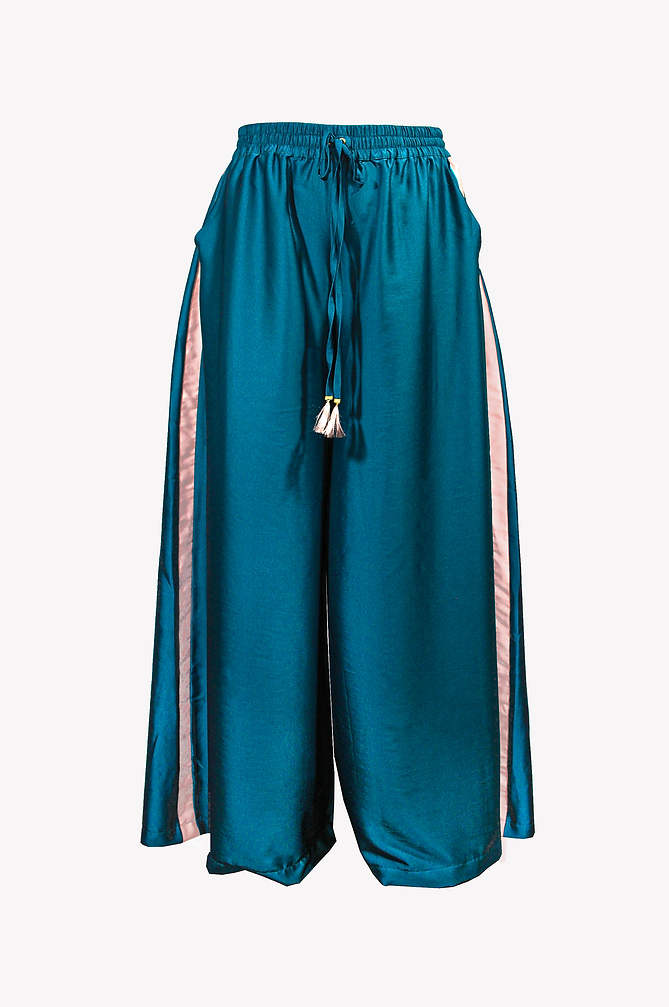 Primrose trousers in teal