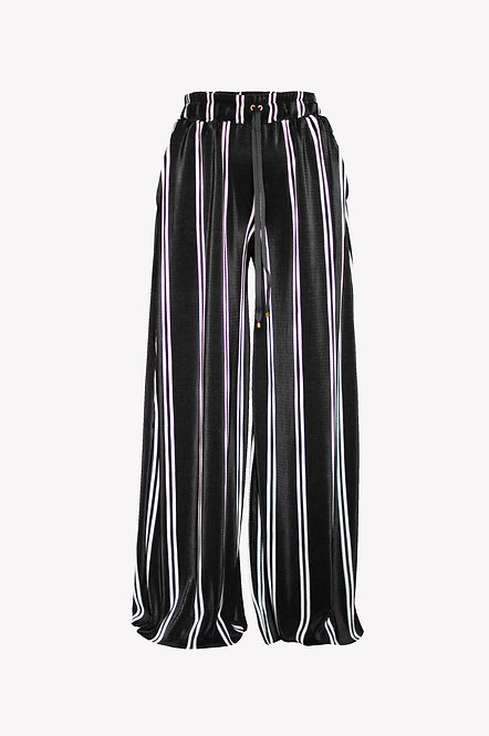 Primrose trousers in black and white