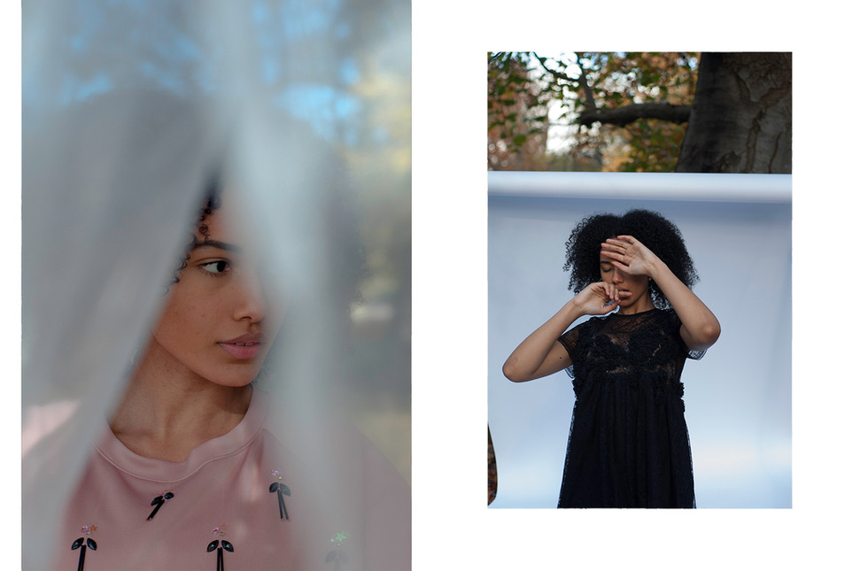 Model: Ashley @ashl_y_ Photos: Maisie Coulbert @maisiecoulbertphotography MUA: Sophie Elisabeth Glew @sophieglew