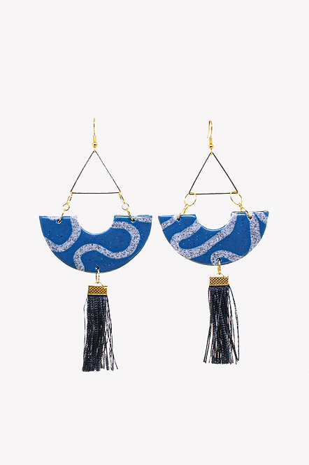 De La Luz earrings