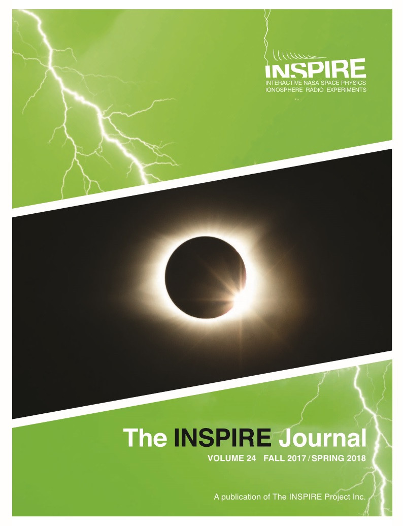 Capa do The Inspire Journal