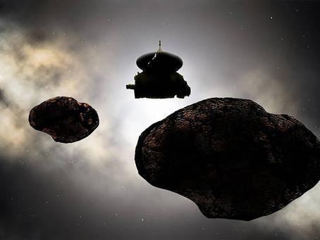 Sugira nomes para 2014 MU69