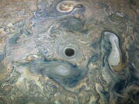 Júpiter em oposição - 2019