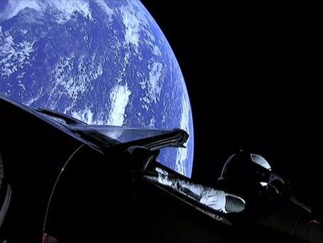 Falcon Heavy: dia histórico para o voo espacial
