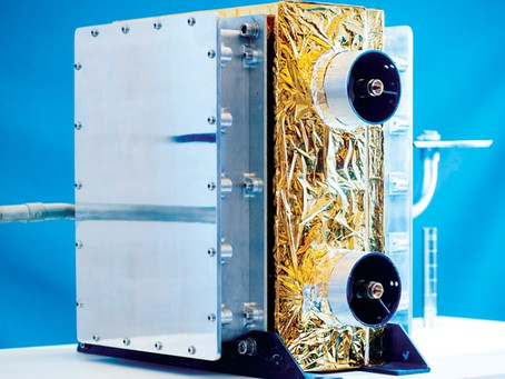 Sun-THz, telescópio fotométrico com tecnologia brasileira na ISS