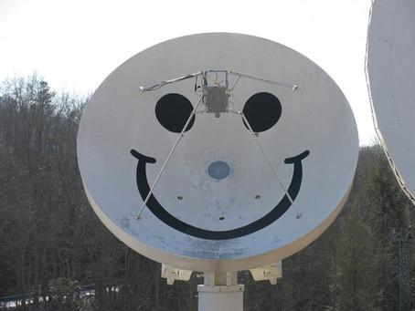 Smiley: radiotelescópio educacional
