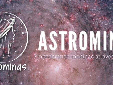 Sugestão de curso online: Astrominas 2021