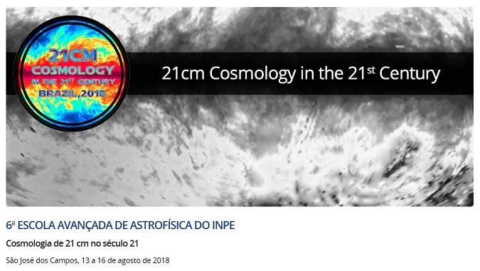 Cosmologia de 21 cm no século 21