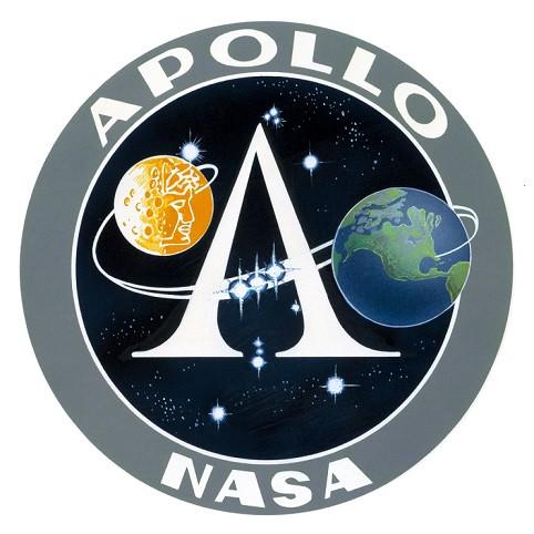 Exemplo de patche da Missão Apollo
