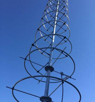 NASA atualiza estações VHF para ISS