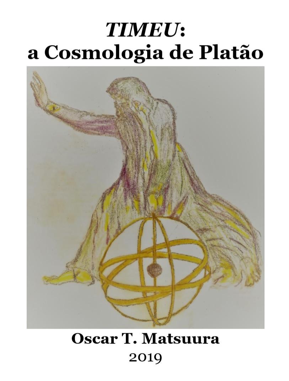Capa do livro Timeu: A cosmologia de Platão