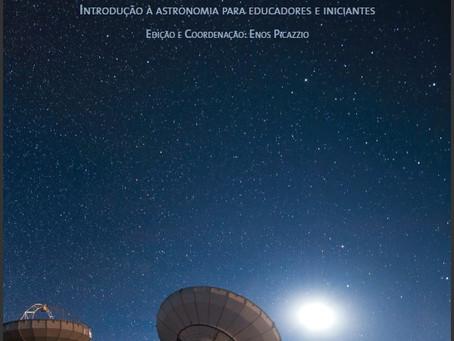 Sugestão de leitura: O céu que nos envolve, editado por  Enos Picazzio