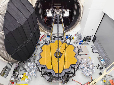 Testando a robustez do telescópio James Webb