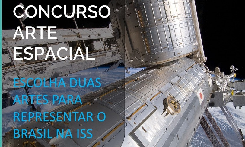 Concurso Arte Espacial - Patch-ISS