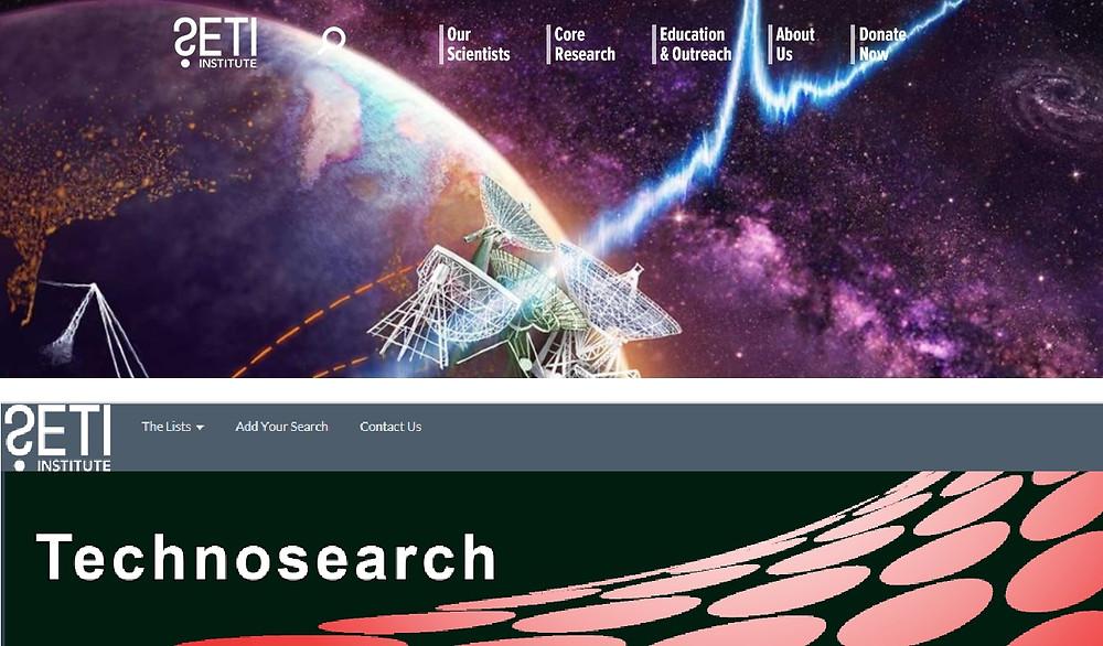 Ferramenta Technosearch SETI