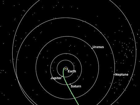 New Horizons inicia aproximação de Ultima Thule