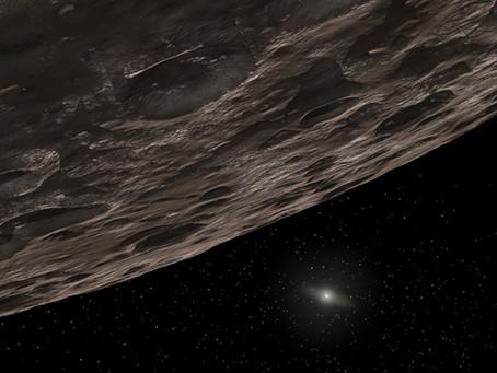 """""""2014 UZ224"""", mais um planeta anão no Sistema Solar"""
