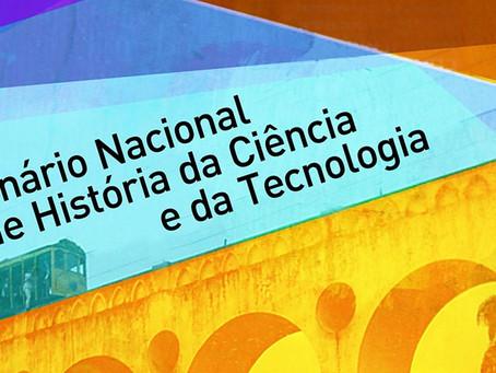 Divulgando o 17º Seminário Nacional de História da Ciência e  Tecnologia
