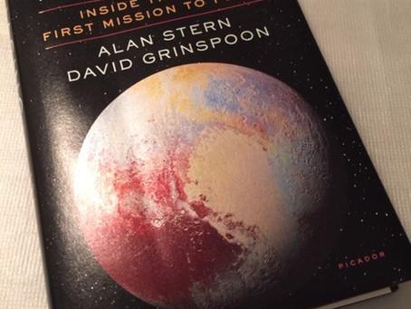 Sugestão de leitura: Chasing New Horizons