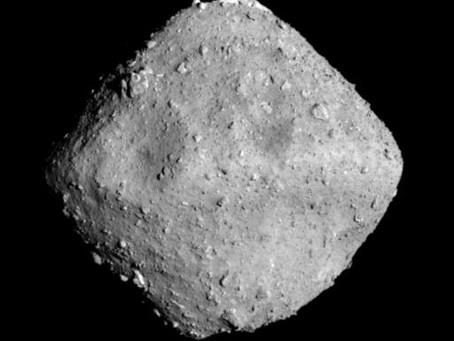 Hayabusa2 chega ao asteroide Ryugu