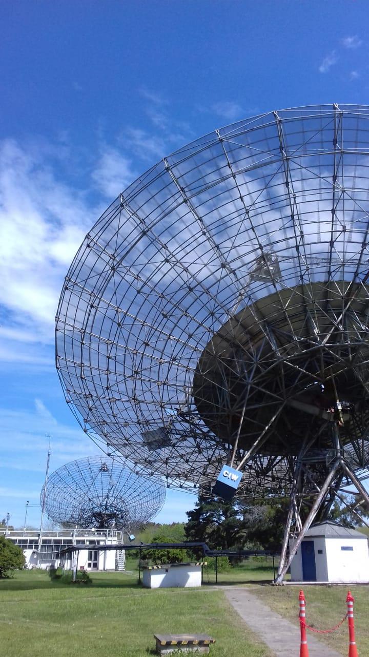 Antena II do IAR