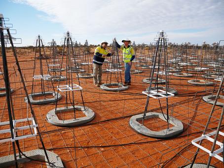 Primeira fase do radiotelescópio SKA: SKA1-low