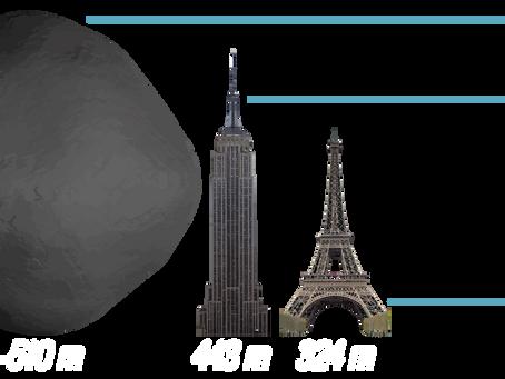 OSIRIS-REx, se aproximará da Terra em 22/09