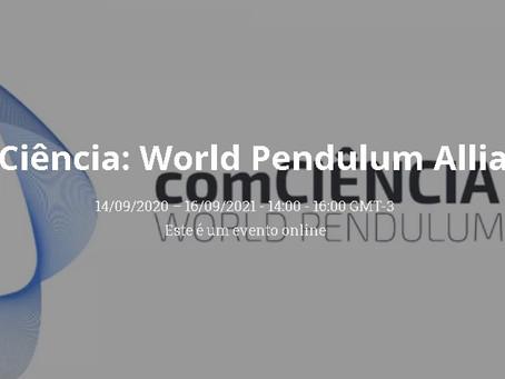 Palestras no ComCiência: World Pendulum Alliance