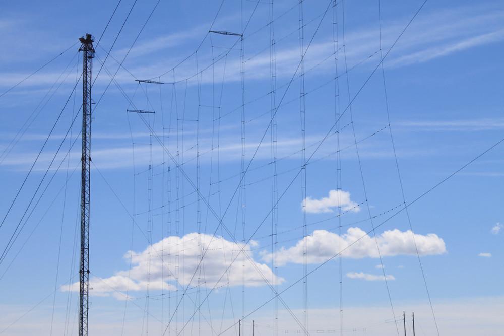 Amanda Dawn Christie, fotos das antenas RCI
