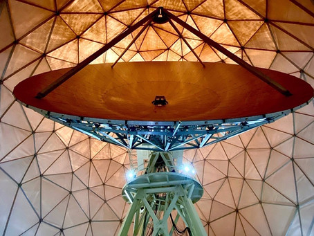 Radio Observatório Pierre Kaufmann (ROPK) reinaugurado