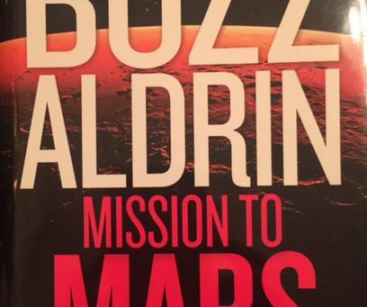 Sugestão de leitura: Mission to Mars, de Buzz Aldrin