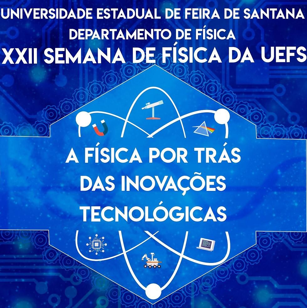 XXII Semana de Física da UEFS