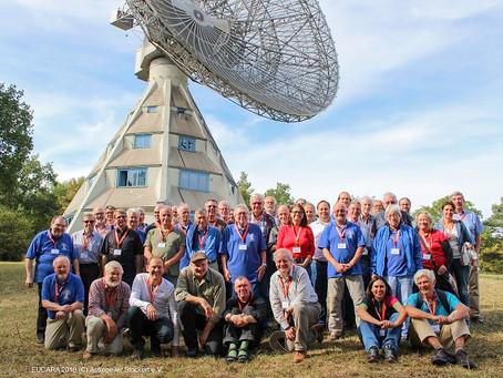 Apresentações da EUCARA 2018 (Radioastronomia amadora)