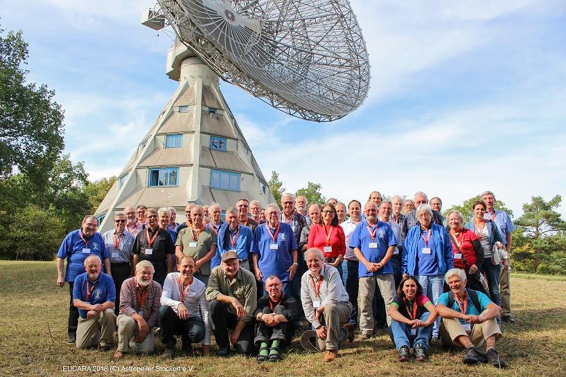 EUCARA 2018 - Astropeiler Stockert