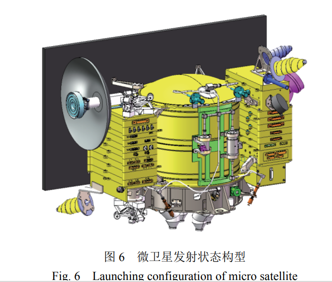 DSLWP na configuração de lançamento