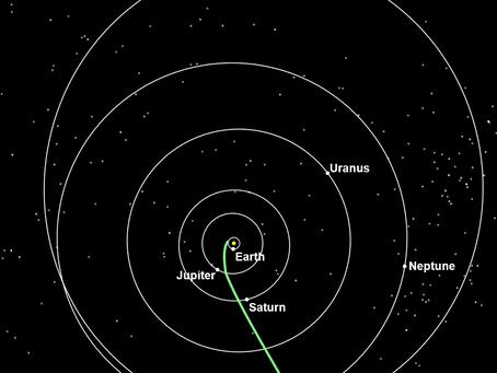 "New Horizons ""acorda"" após hibernação"