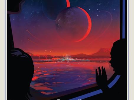 Realidade virtual da NASA simula exoplanetas