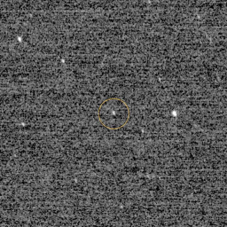 Ultima Thule a 10 milhões de Km da New Horizons
