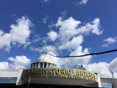 A Bahia no Boletim semestral do Radio JOVE