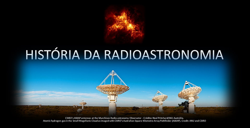 História da Radioastronomia