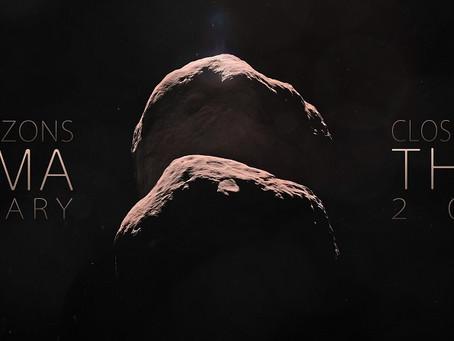 New Horizons: procedimentos finais da exploração de Ultima Thule