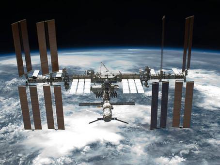 HDEV na Estação Espacial Internacional (ISS)