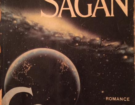 Sugestão de leitura: Contato, de Carl Sagan